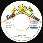 Ram Jam / Ver - The Mighty Diamonds