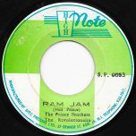 Ram Jam / Jam Ver - The Prince Brothers / The Revolutionaries
