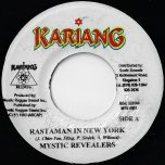 Rastaman In New York / Taliban Dub - Mystic Revealers