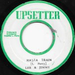 Rasta Train / Yagga Yagga - Lee Perry And Jimmy Riley