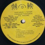 Rastaman I Tation - Freedom Fighters and The Wailers
