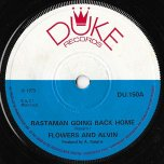 Rastaman Going Back Home / Barble Dove Skank - Flowers And Alvin / Delroy Jones