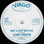 Rat A Cut Bottle / Rat A Cut Dub - Lion Youth