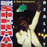 Reality - Bim Sherman And Dub Syndicate
