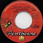 Reap What You Sew / Penthouse Mix - Buju Banton And Peter (Of Morgan Heritage)