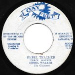 Rebel Teacher / Ver - Errol Walker