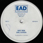 Rent Man / Im Still Dancing - Earl Sixteen / Michael Palmer