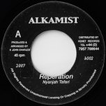Reperation / Anu Rhythm - Nyanjah Tafari