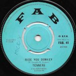 Ride You Donkey / Cleopatra - The Tennors