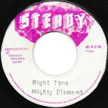 Right Time / Ver - The Mighty Diamonds
