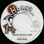 Righteous Day / Unrighteous Dub - Shaka Black