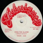 Ring The Alarm / Sindie - Tenor Saw / Frankie Paul