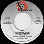 Road Block / No More War - Admiral Tibet / Luciano