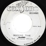 Rocking Time / Tell It All Brother - Burning Spear / Lascelle Perkins
