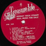 Regay Rocksteady Soul Music For Sale - Various...Tommy McCook...Alton Ellis