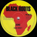 Rome (Exetended) / Let Sleeping Dogs Lie (Extended) - Sugar Minott / Devon Russell And Black Roots Players