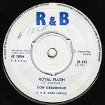 Royal Flush / Matthew Mark - Don Drummond / The Maytals