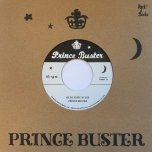 Rude Rude Rudie / Prince Of Peace (Alternate Take) - Prince Buster