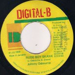 Rude Boy Skank - Johnny Osbourne