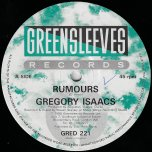 Rumours / More Rumours Ver - Gregory Isaacs
