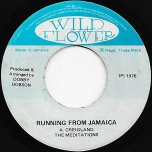 Running From Jamaica / Running Dub - The Meditations