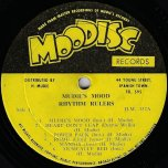 Mudies Mood - Various..Rhythm Rulers..Dennis Walks..Lloyd Jones..Ebony Sisters