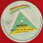 Sacrifice / Equation (Ver) - Equation and Jah Dwight (Pickney)