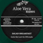 Salad Breakfast / Sunset In Capri - Guilio Neri And The Officinalis / Andrea And The Officinalis