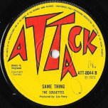 This World / Same Thing - The Soulettes / The Upsetters