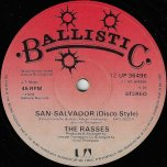Old Time Friends (Disco Style) / San Salvador (Disco Style) - The Royal Rasses