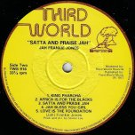 Satta An Praise Jah - Frankie Jones