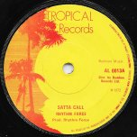 Satta Call / Satta Ver - Rhythm Force Aka Family Man