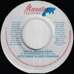 Satta Massa Gana / Ver - Determine and The Abyssinians