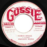 Scorch Special / Gussie Special - Simplicity People