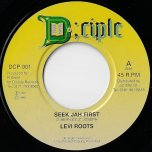 Seek Jah First / Real Rock Dub Ver - Levi Roots
