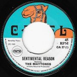 Sentimental Reason / Lover Girl - The Maytones