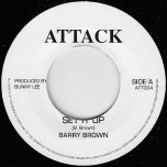 Step It Up / Ver - Barry Brown