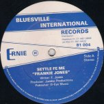 Settle Fe Me / Over The Wall - Frankie Jones / Frankie Paul
