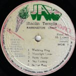 Shaolin Temple - Barrington Levy