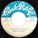Showers Of Rain / Seven Letters - Derrick Morgan