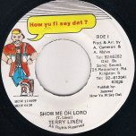 Show Me Oh Lord - Terry Linen