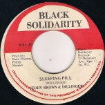 Sleeping Pill / Safe And Sound - Teddy Brown and Dillinger / Clive Hunt