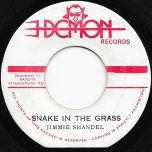 Snake In The Grass / Ver - Jimmy Shandel AKA Eugene Paul / The Demons