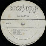 Solid Gold - Various..John Holt..Delroy Wilson..Ernest Ranglin..Sound Dimension..Jackie Mittoo..Dennis Brown