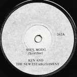 Soul Moog / Golden Locks - Ken And The New Establishment