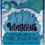 Soul Vibration - Herman Chin Loys Funky Jamaican Trip - Herman Chin Loy Feat Augustus Pablo / The Teacher / James Eastwood