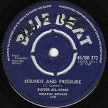 Sounds And Pressure / My Darling - Hopeton Lewis / Prince Buster