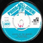 South Of The Border  / Long Island - Denzil Dennis / Graham Hawk