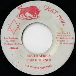 South Africa / Ver - Chuck Turner