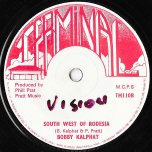 Get Wise / South West Rhodesia - Horace Andy / Bobby Kalphat
